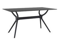 Air Table Top Black 1400x800