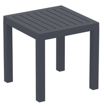 Ocean Side Table - Matches Pacific Sunlounger - Anthracite