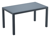 Orlando Table 1400x800x750H - Anthracite