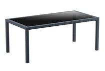 Tahiti Table 1800x940x750H - Anthracite
