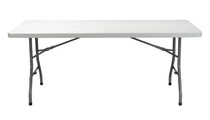 Manhattan 2420x760 Trestle Table