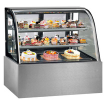 CG120FA-2XB Chilled Display Cabinet 1200mm Width