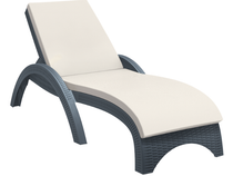 Fiji Sunlounger - With Cushion
