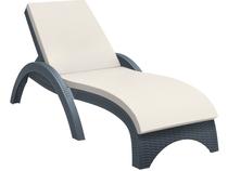 Fiji Sunlounger - With Cushion