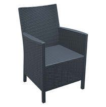 California Tub Chair - Anthracite