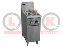 LKKPC40 Gas Pasta Cooker with Square Pasta Baskets