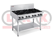 LKKOB8D 8 Gas Open Burner Cooktop with Legs