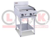 LKKOB4B 2 Burner 600mm Griddle with Legs