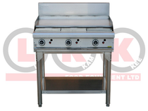 3 Burner 900mm Griddle - LKKOB6A