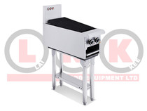 LKKCG3-2 2 Burner 300mm Gas Chargrill with Legs