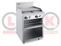 600mm Griddle with Toaster - LKKOB4B+T