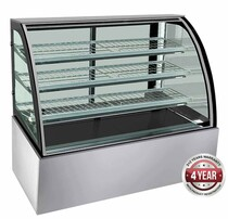 SL830 Bonvue Chilled Food Display 900mm Wide