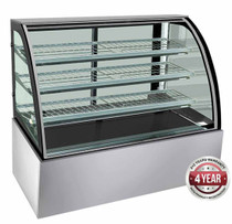H-SL830 Bonvue Heated Food Display 900mm W