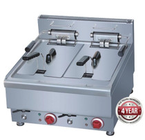 JUS-TEF-2 Electric Fryer