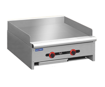 RGT-24E Two burner griddle