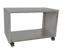 STHT-1500S Stainless Steel Pass Through Cabinet On Castors 1500mm  Width