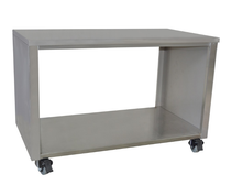 Stainless Steel Pass Through Cabinet On Castors 1800mm STHT-1800S
