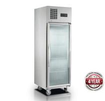 SUFG500 Single Door Display Freezer 500 Litre 620mm Width
