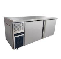 TL1800TN Stainless Steel Large Double Door Workbench Fridge 460Ltr