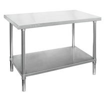 WB7-0600/A Stainless Steel Workbench 600mm Width