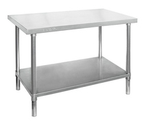WB7-0900/A Stainless Steel Workbench