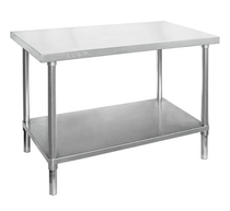 WB7-1200/A Stainless Steel Workbench