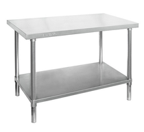 WB7-2100/A Stainless Steel Workbench