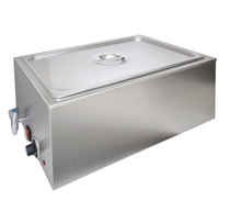 ZCK165BT-1 Benchtop Heated Bain Marie