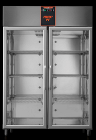 Mastercool 1400 Litre Glass Door Freezer AF14PKMBTPV