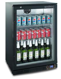 Back Bar Display Chiller 118L (Hinged Door) - BB0120GD-NR