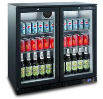 Back Bar Display Chiller 190L (Hinged Door) - BB0200GD-NR