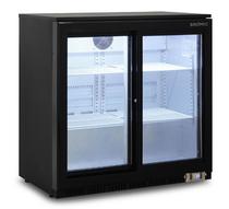 Back Bar Display Chiller 190L (Sliding Door) - BB0200GDS-NR