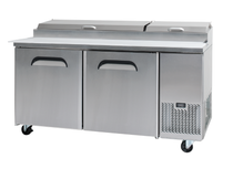 Two-Door Food Prep Counter - PP1700