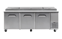 Three-Door Food Prep Counter - PP2370