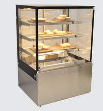 417L 4 Tier Hot Food Display 900mm - FD4T0900H