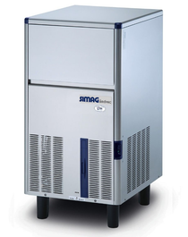 Self-Contained 31kg Solid Cube Ice Machine - IM0032SSC