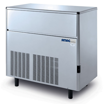 Self-Contained 115kg Solid Cube Ice Machine - IM0113SSC