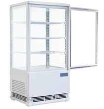 G619-A Polar Display Fridge 68Ltr White