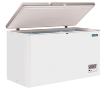 CM530-A Polar Chest Freezer with Stainless Steel Lid 385Ltr