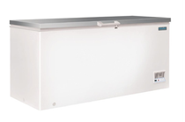 CM531-A Polar Chest Freezer with Stainless Steel Lid 516Ltr