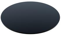 Compact Laminate Duratop 690 Dia Round - Black