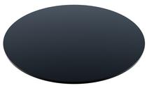 Compact Laminate Duratop 770 Dia Round - Black
