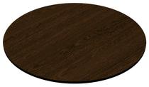 Compact Laminate Duratop 770 Dia Round - Wenge