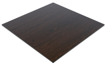 Compact Laminate Duratop 770x770 Square - Wenge