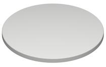 SM France 800 Dia Round - White