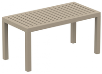 Ocean Lounge Coffee Table (900x450) - Taupe