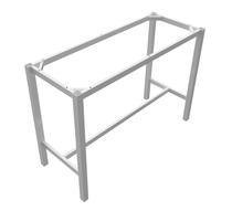 Preston Aluminium Dry Bar Frame 1490x790x1050h - White