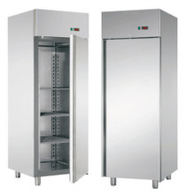 AF07PKMBT Stainless Steel Freezer