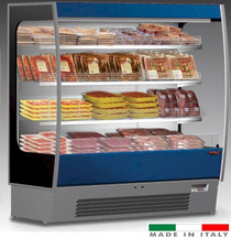 Mastercool Italian Multi Deck Vertical Open Display Chiller 2560mm