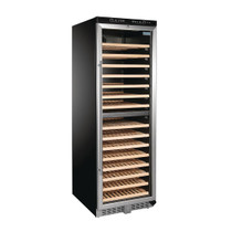 CE218-A Polar G-Series Dual Zone Wine Fridge 155 Bottle